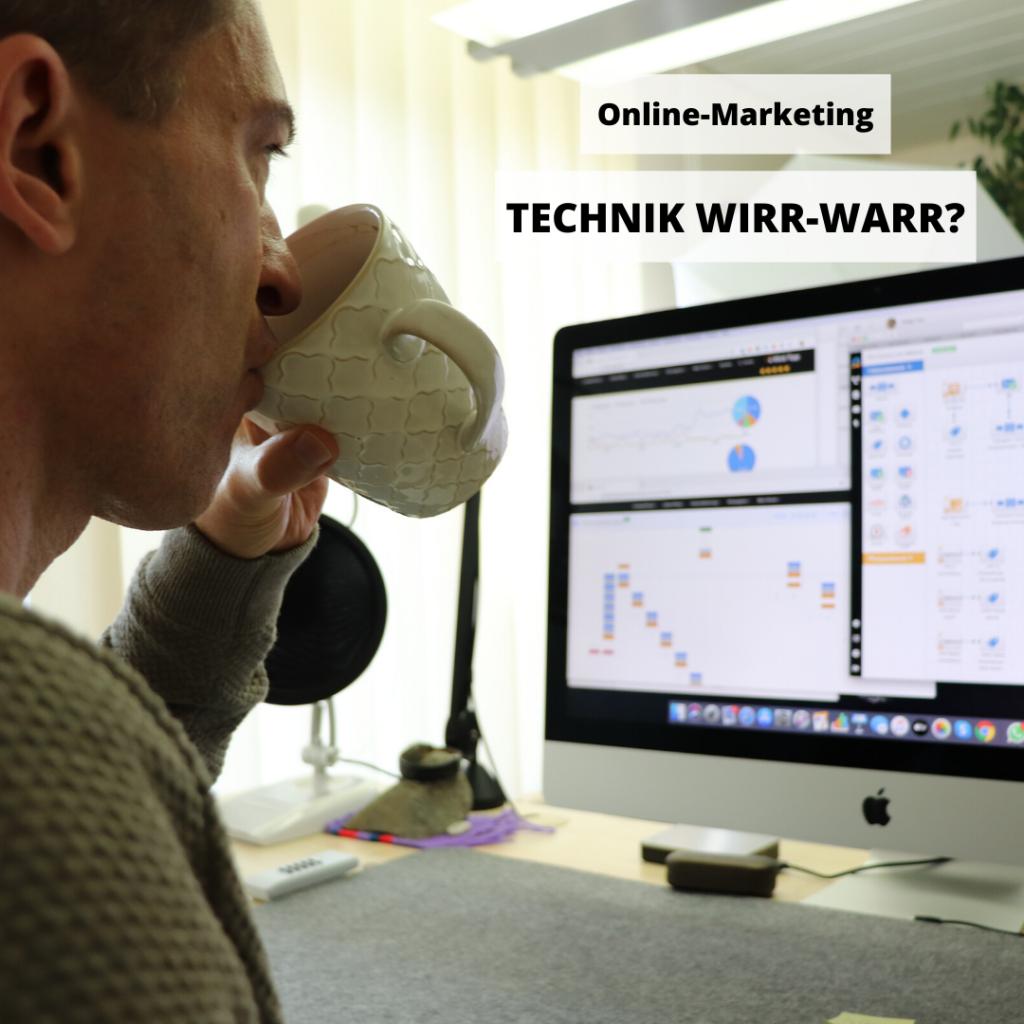Technik Wirr-Warr